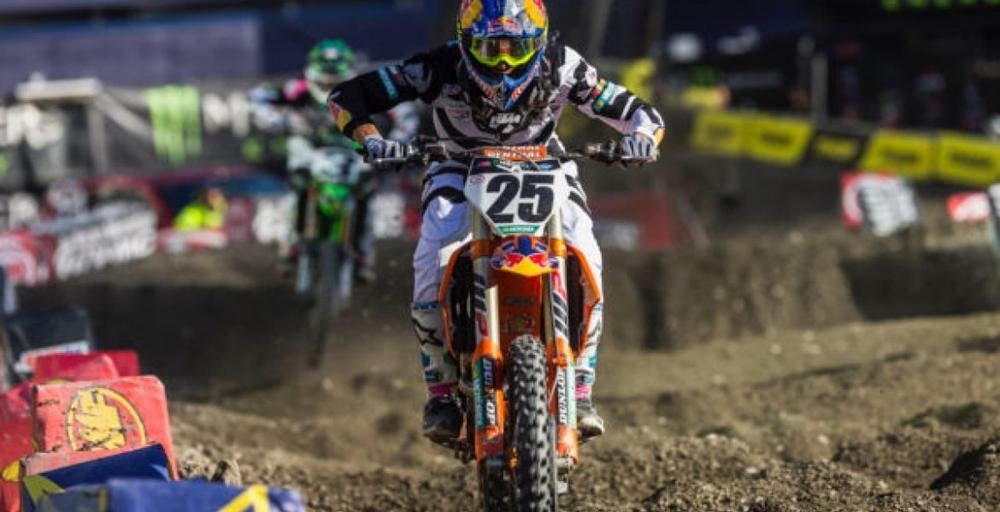 AMA Supercross 2018. Этап 15 - Фоксборо (результаты, фото, видео)