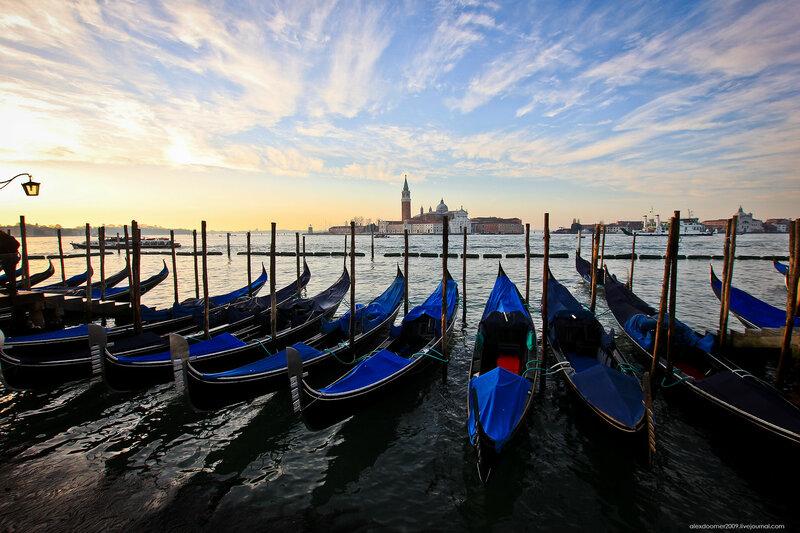 Венеция. Зарисовки города на воде -