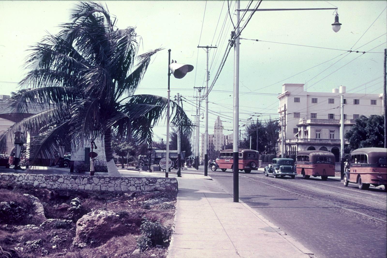 Майами. Уличная сцена