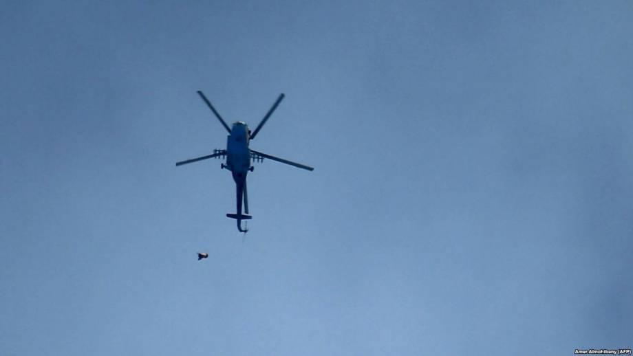 МВД: Украина закупит 55 вертолетов французского производства
