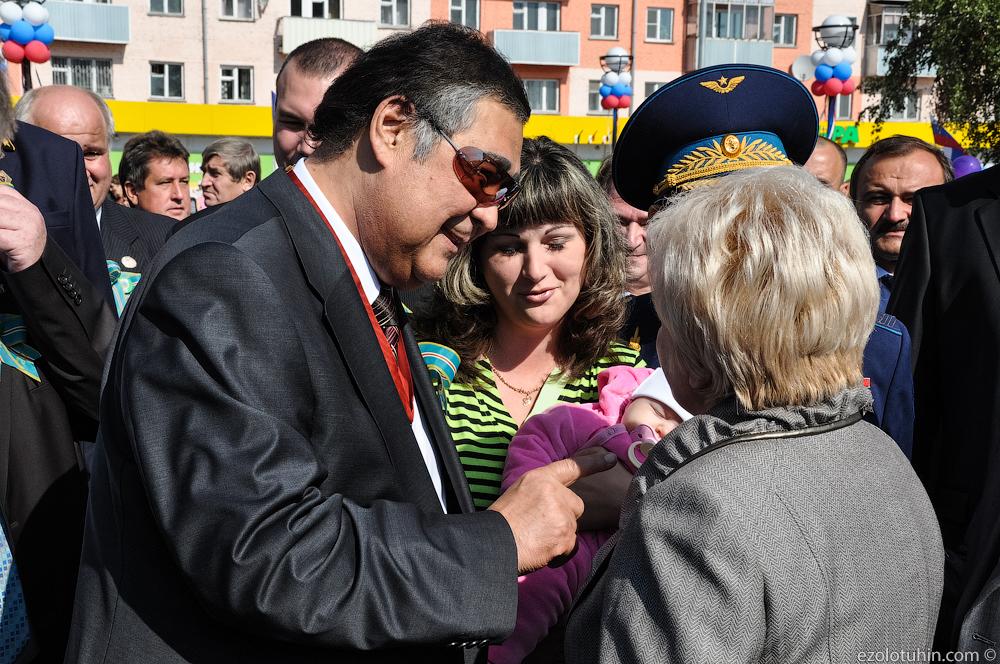 Аман Тулеев. Губернатор в фотографиях