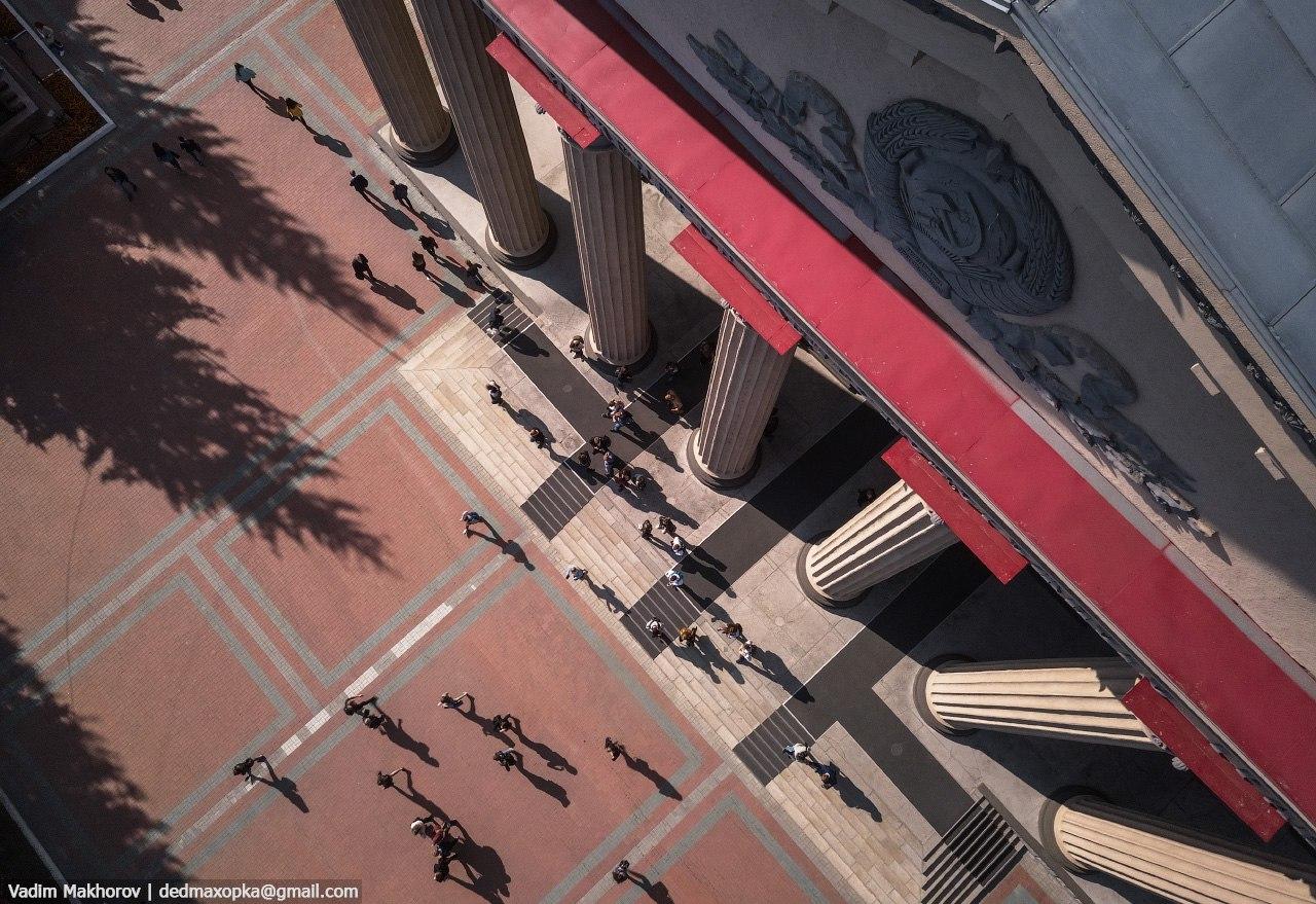 аэрофото аэрофотосъемка видео Новосибирск Обь с воздуха сезоны съемка фотограф