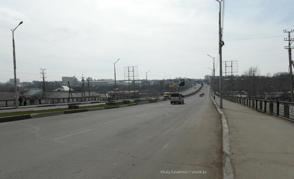 Улица Абдикадирова, Ош