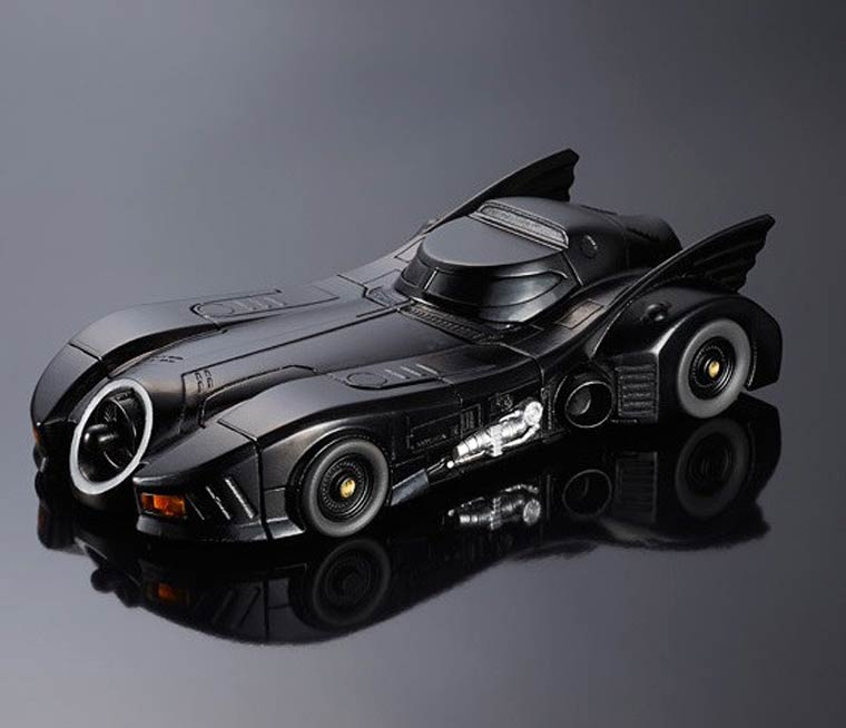 Turn your iPhone into an 80s Batmobile