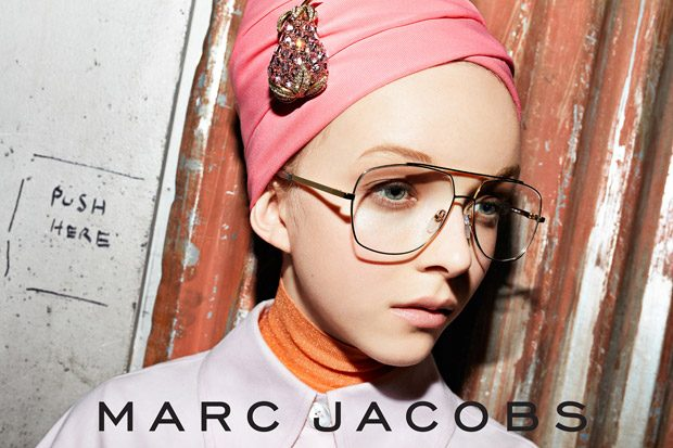 Marc Jacobs Eyewear & Accessories Spring Summer 2018 Collection