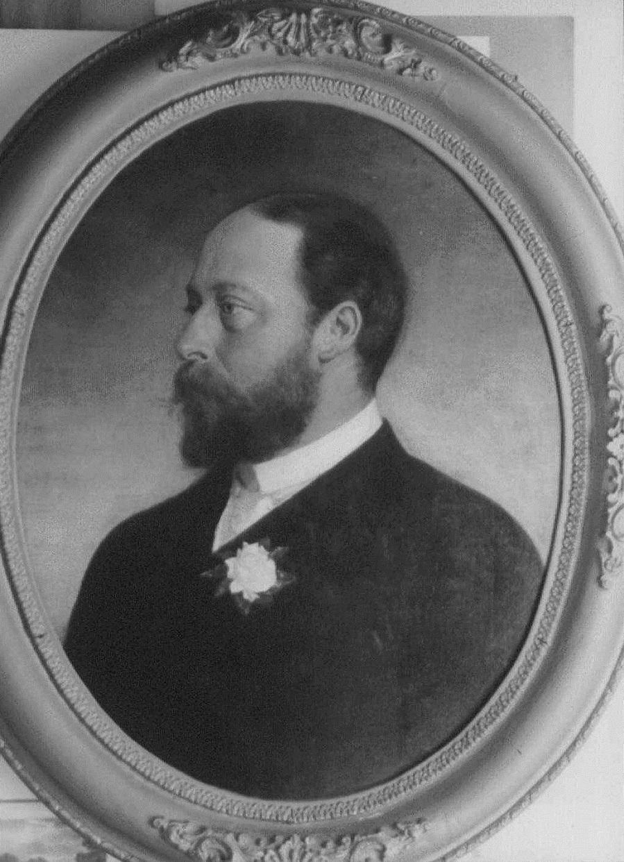 Albert Edward, Prince of Wales (1841-1910), later Edward VII.