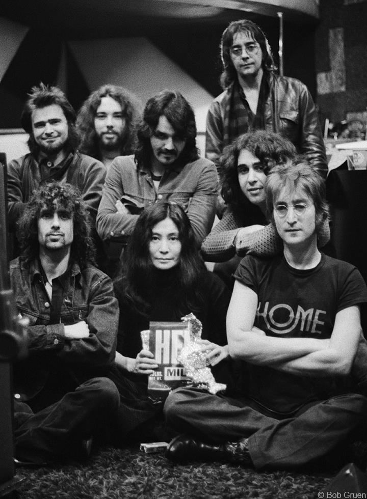 1977. Джон Леннон & Йоко Оно «Plastic Ono Band»