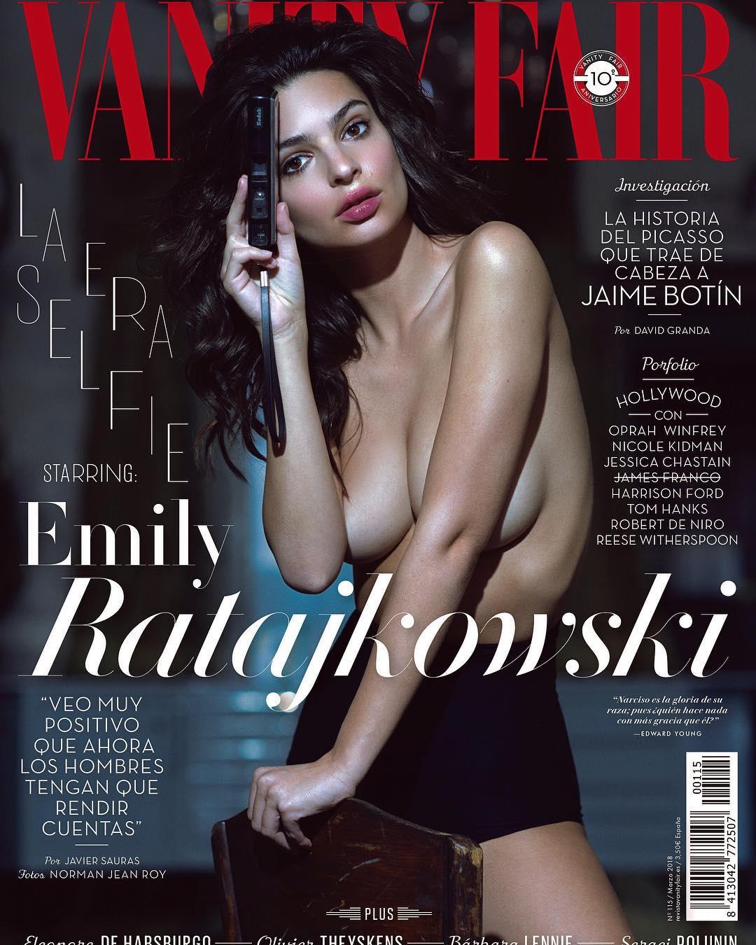 Эмили Ратаковски на снимках из Instagram