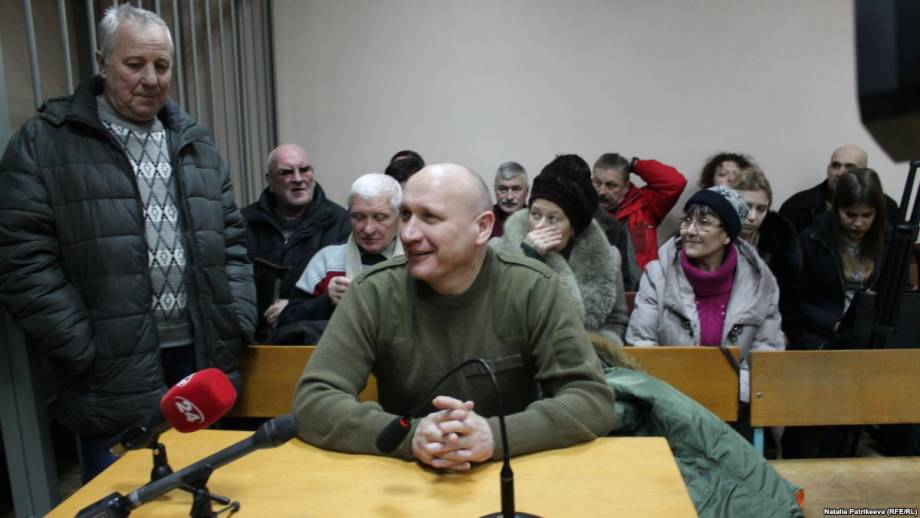 Суд начал рассматривать по существу дело Коханивского