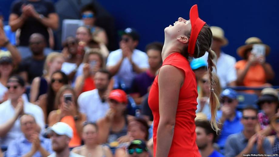 Теннис: Свитолина проиграла латвийцы украинского происхождения в четвертьфинале турнира в США