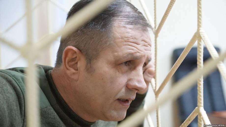 Омбудсмен Денисова молчит о голодовке Балуха – экс-лидер крымского Євромайдану