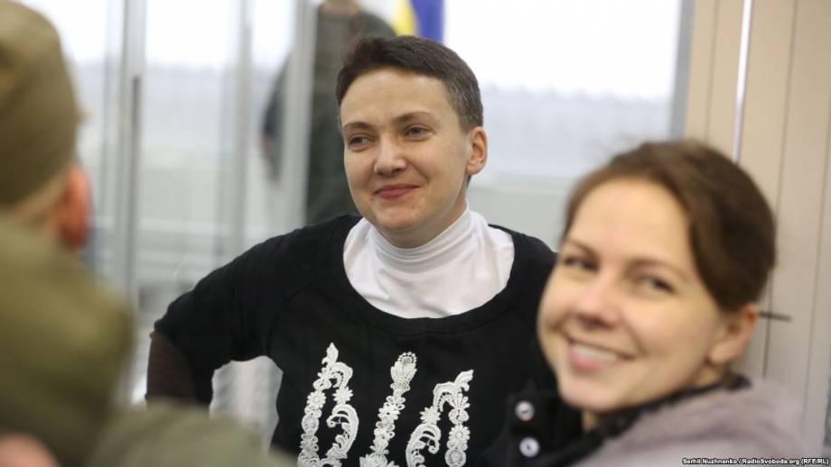 Вера Савченко написала Трампу открытого письма