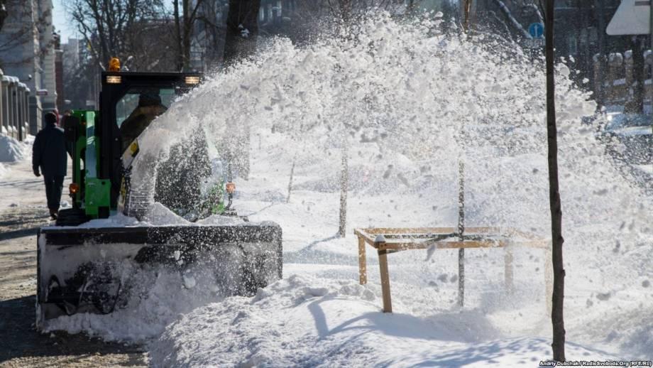 Климатологи: март в Киеве был самым холодным с начала века