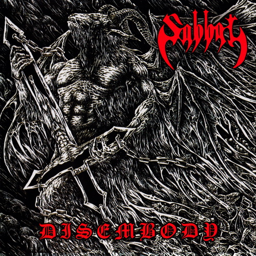 Sabbat - 1993 - Disembody [2017, Fallen-Angels Productions, AngeL25, Korea]