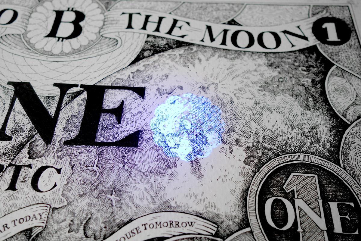 Funny And Creative Bitcoin Bills