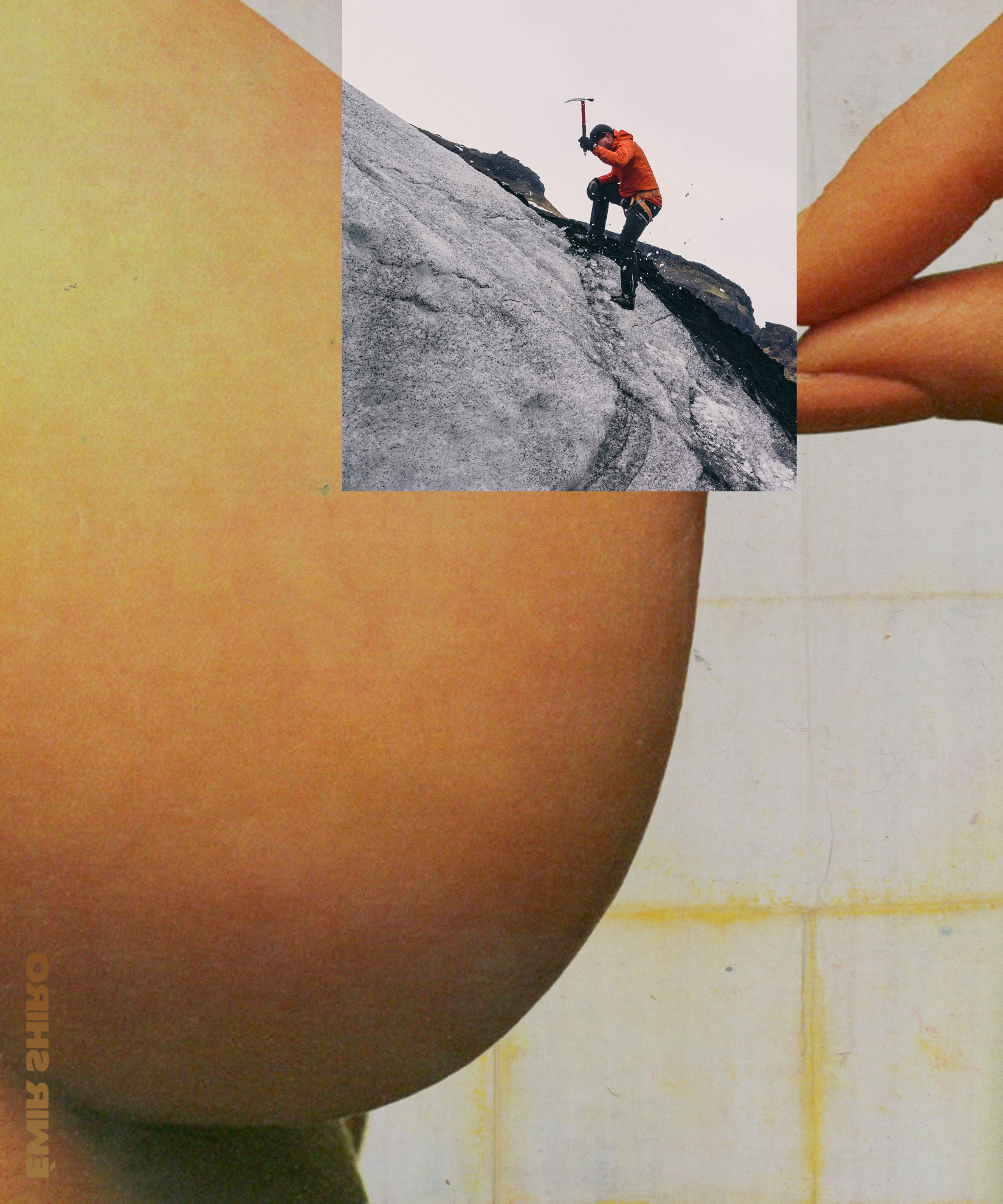 Evocative And Playful Collages by Emir Shiro