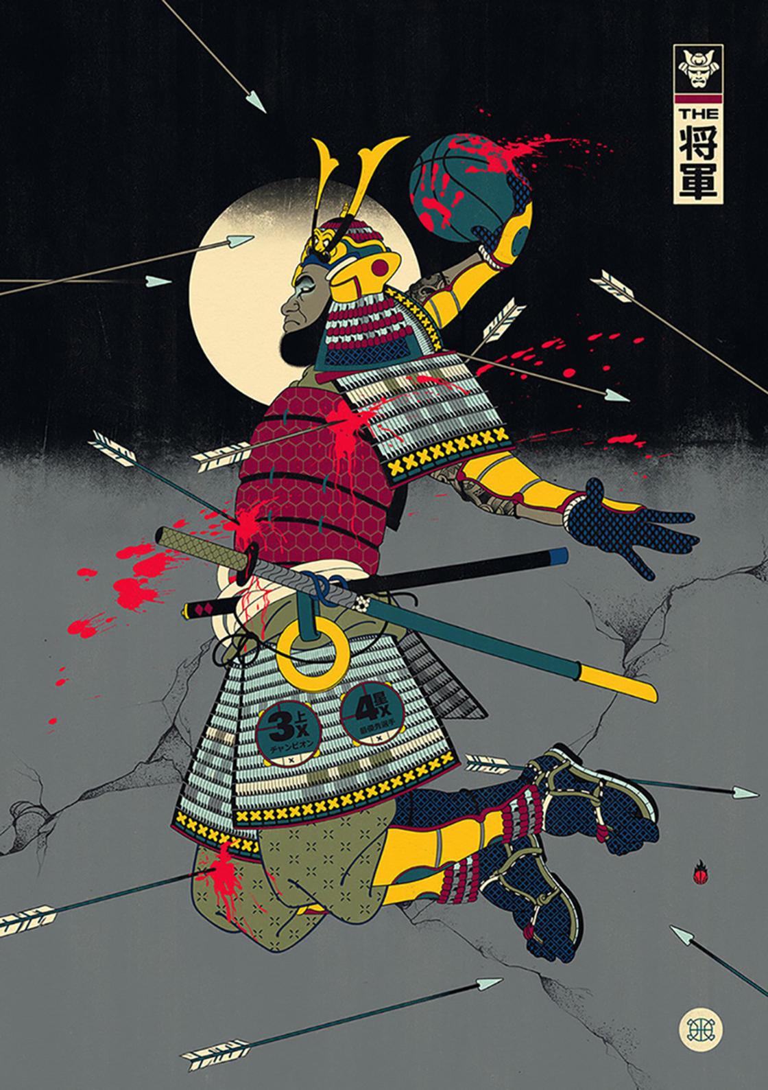 Edo Ball – Quand le Basketball rencontre le Japon medieval