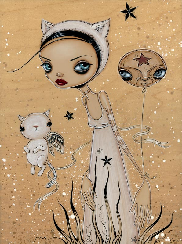 Paintings - Caia Koopman
