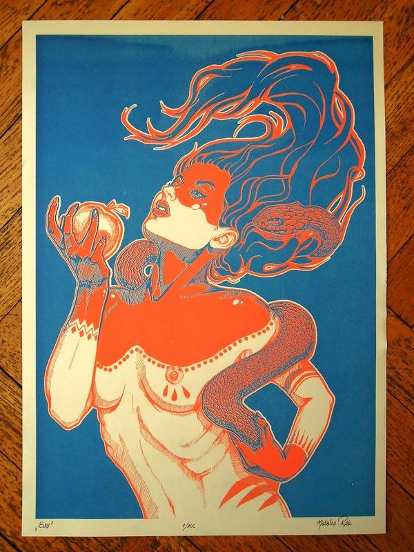 Illustrator - Natalia Rak