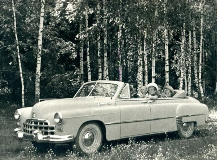 Крайне редкие автомобили из СССР