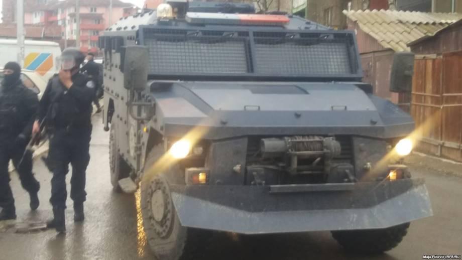 Полиция Косово задержала сербского чиновника за незаконный въезд в страну