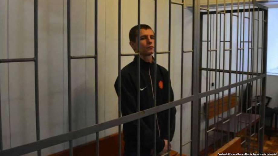 Заключенного в России майданівця посетил украинский консул – родные