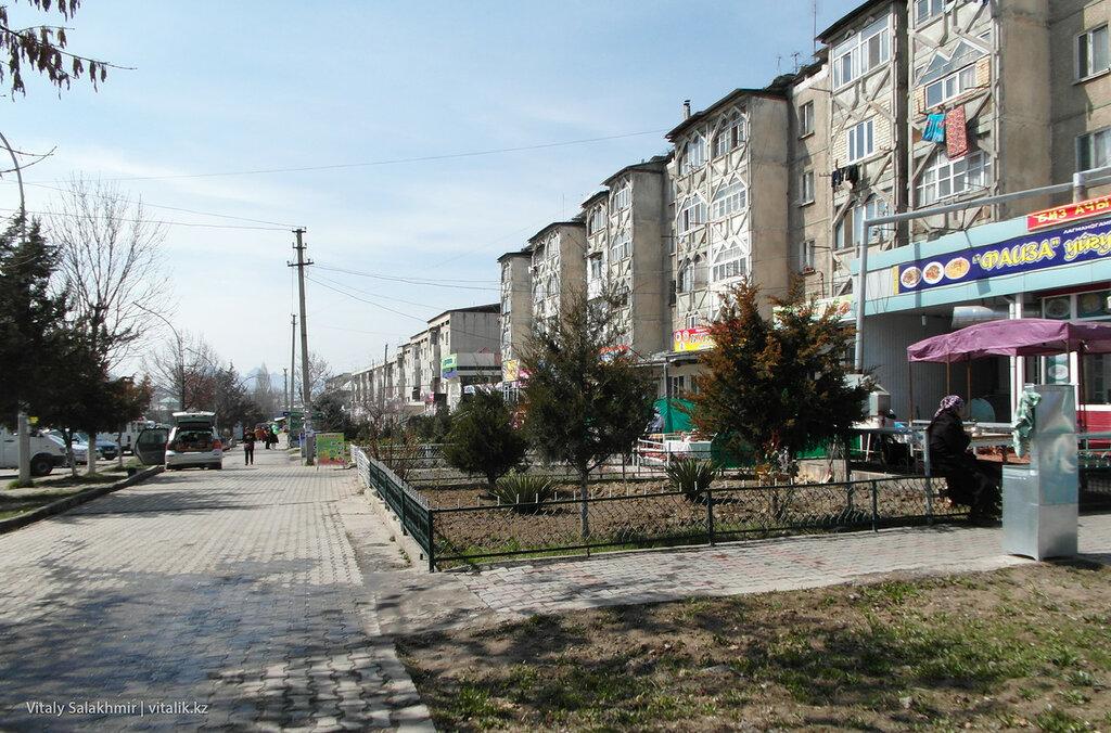 Улица Зайнабетдинова, Ош