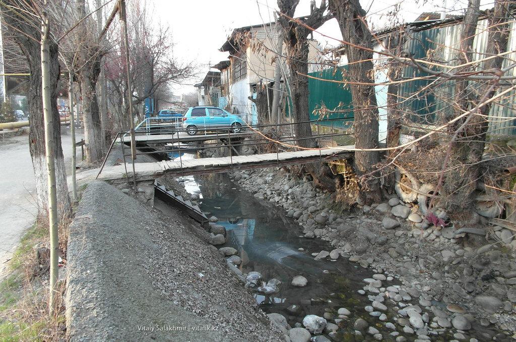 Мосты в Оше