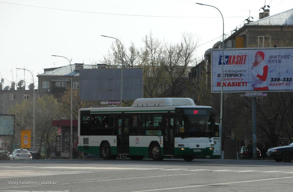 Автобусы в Шымкенте