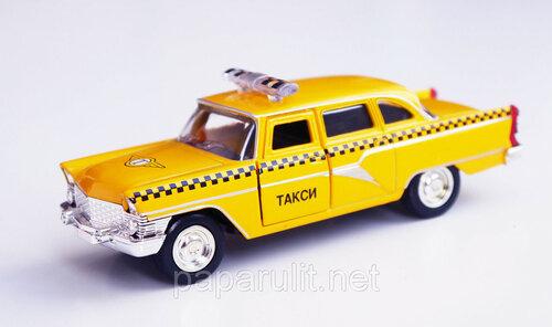 Модель коллекционная Чайка ГАЗ-13