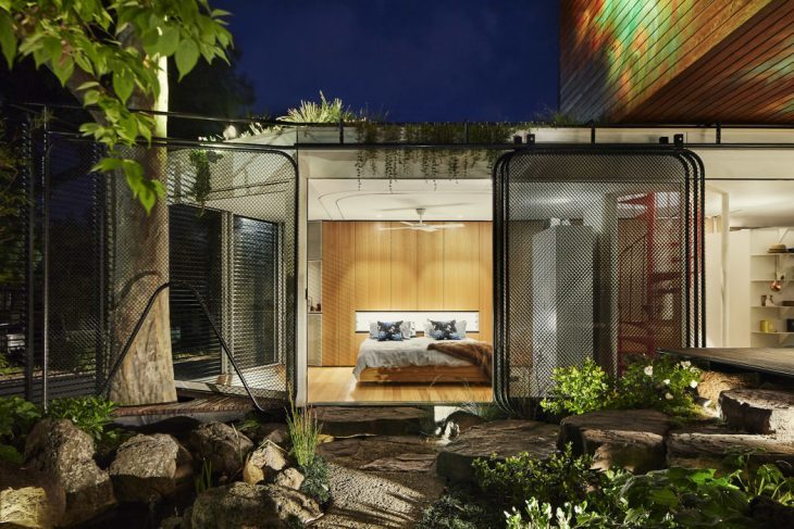 Designing a Home that Can Adapt to the Environment