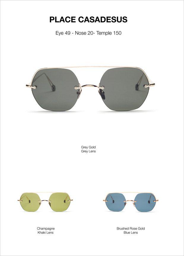 LOOKBOOK: AHLEM Eyewear Spring Summer 2018 Collection (22 pics)