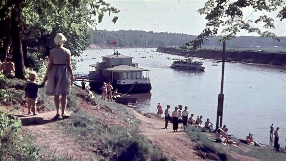 749437 На Москве-реке 1962. Филёвский Парк.jpg