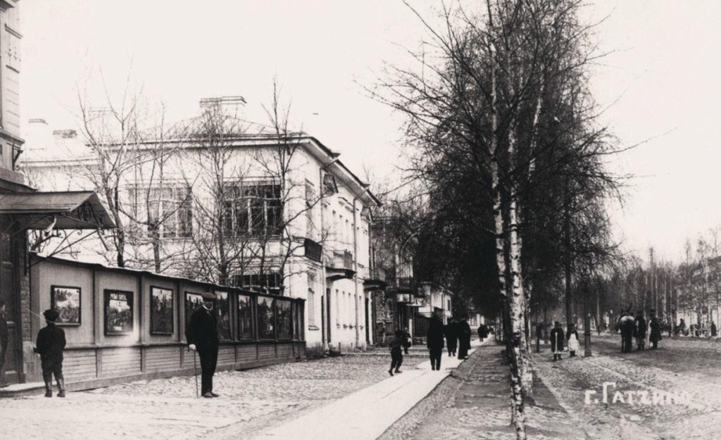 ZAVODFOTO / История городов России в фотографиях: Гатчина № 6