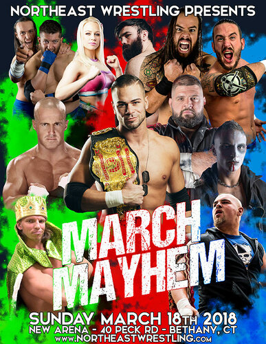 Post image of NEW March Mayhem 2018