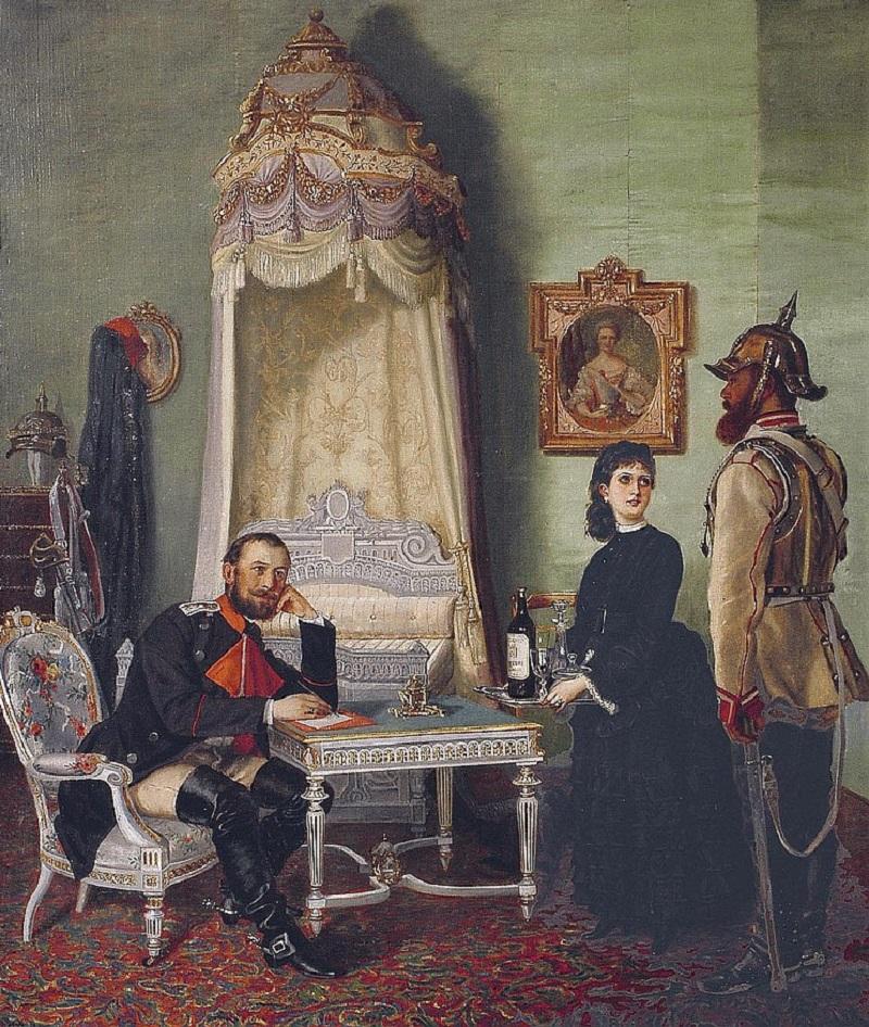 Послание, 1872.