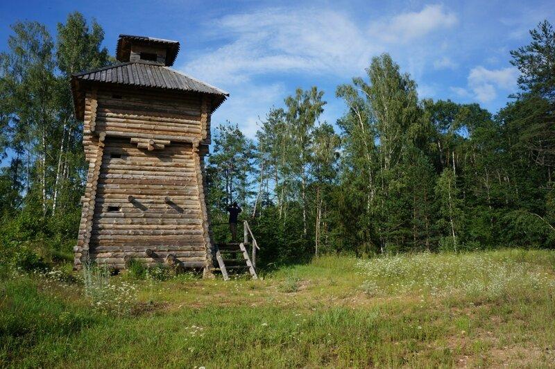 Смоленское Поозерье - Деревня Шугайлово