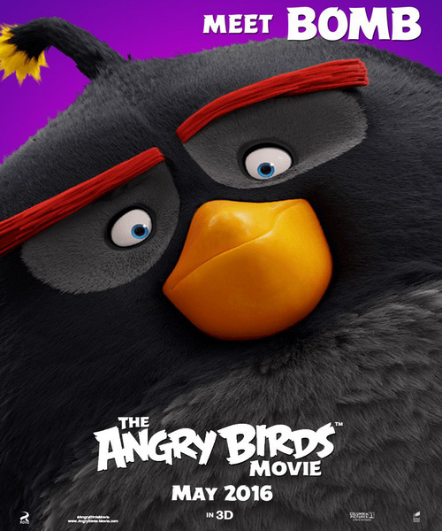 Angry Birds в кино / The Angry Birds Movie (2016/WEBRip)