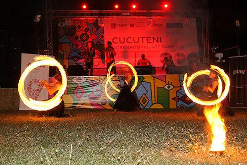 В Молдове проходит международный арт-фестиваль Кукутень