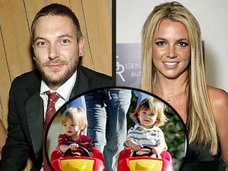 Бритни Спирс хочет родит третьего ребенка от бывшего мужа