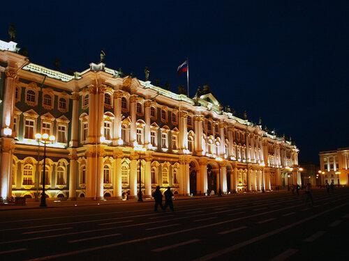 Эрмитаж назван лучшим музеем Европы