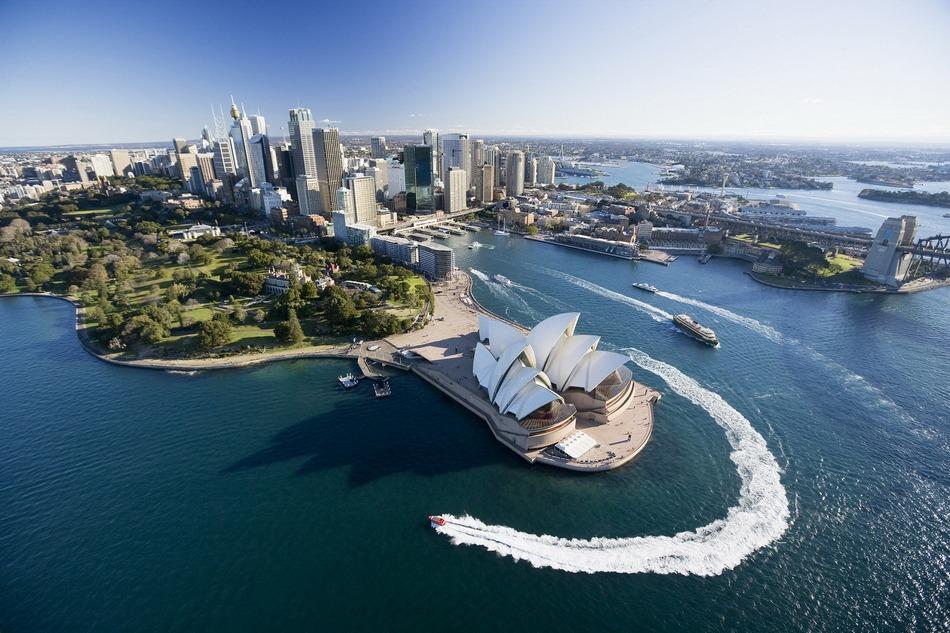 Сказочные места в Австралии