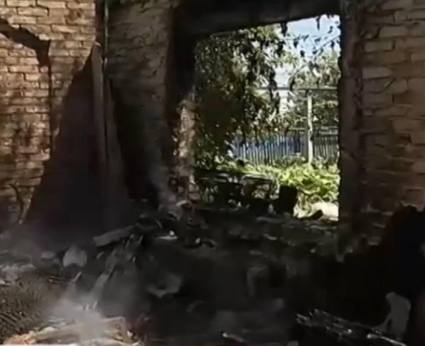 Бейте этих зверюг: Люди в Марьинке радуются, что Украина дала достойный ответ сепаратистам (видео)