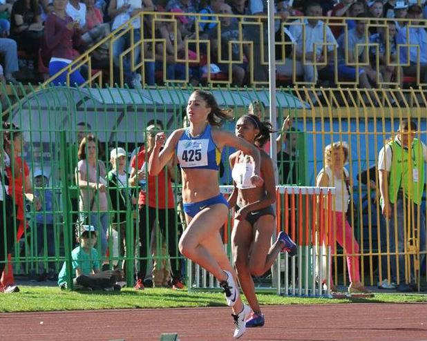 Олимпиада-2016: Украинки с рекордным временем вышли в финал эстафеты