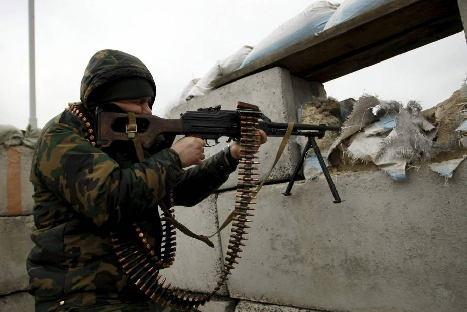 С начала суток боевики обстреляли Широкино и Талаковку из противотанковых гранатометов, - пресс-офи