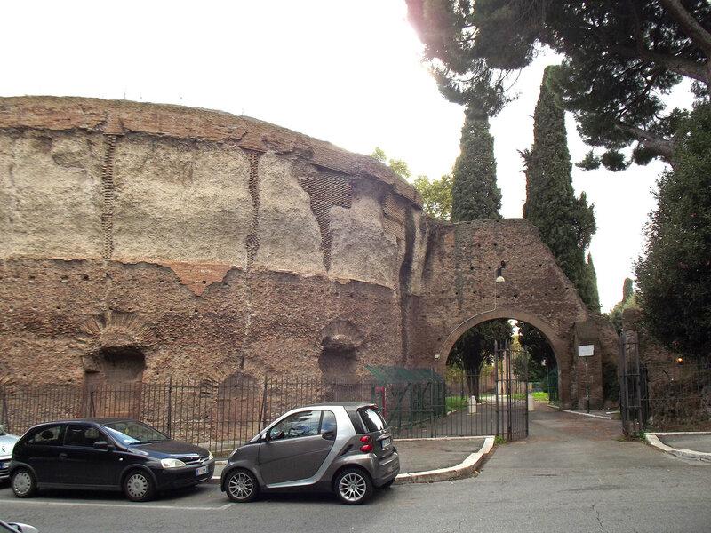 Рим. Часть 1.