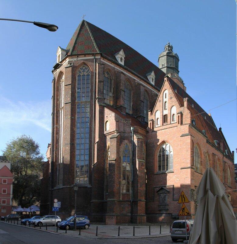 Wrocław in Autumn