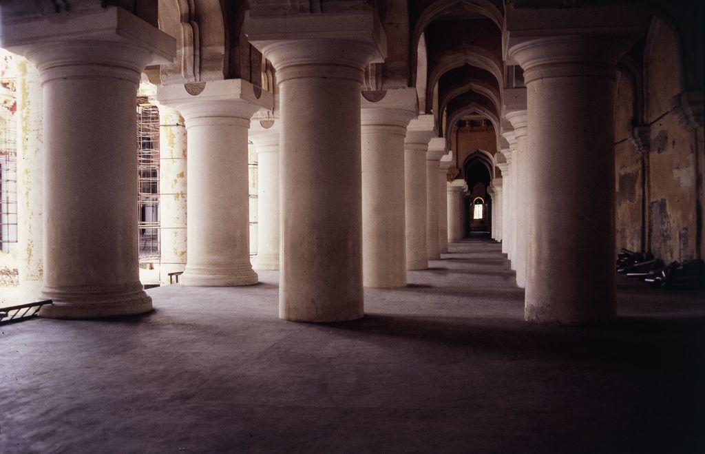 Дворец Тирумала Наяк, Тамилнад В «Нью-Йорк Таймс» недавно была опубликована статья про 50 мест в мир