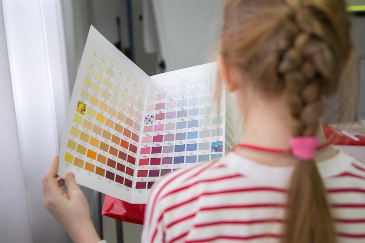 2. Завод производит не только краску под брендом Tikkurila, но и выпускает еще Finncolor и Текс. Все