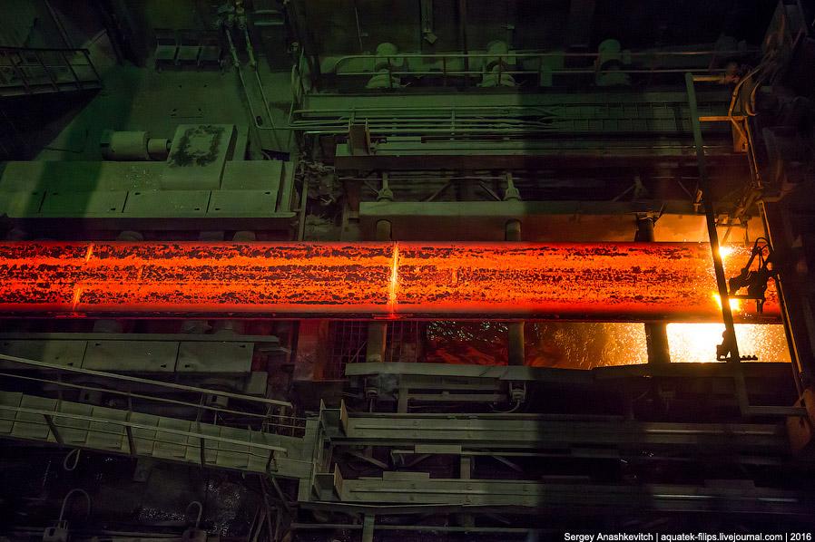 22. На сегодняшний день сталеплавильное производство на Череповецком металлургическом комбинате